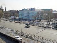 Новосибирск, улица Владимировская, дом 15. школа №1