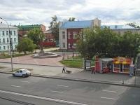 Новосибирск, улица Владимировская, дом 17. дом/дворец культуры