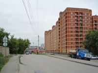 Новосибирск, улица Владимировская, дом 21. многоквартирный дом