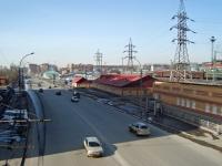 Новосибирск, улица Владимировская, дом 24А. лицей №10 им. Н.А. Лунина