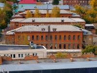 Novosibirsk, st Vladimirovskaya, house 2 к.4. hospital