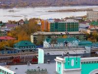Новосибирск, улица Владимировская, дом 12. многоквартирный дом