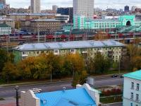 Новосибирск, улица Владимировская, дом 16. многоквартирный дом