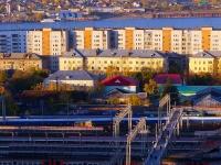 Новосибирск, улица Владимировская, дом 4. многоквартирный дом