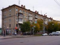 Новосибирск, улица Владимировская, дом 8. многоквартирный дом