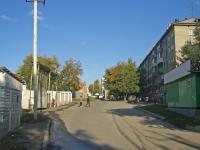 Новосибирск, улица Владимировский Спуск, дом 7. многоквартирный дом