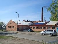 Новосибирск, улица Владимировский Спуск, дом 12. офисное здание