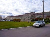 Новосибирск, улица Владимировский Спуск, дом 2А к.3. больница Дорожная клиническая больница