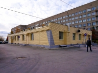 Новосибирск, улица Владимировский Спуск, дом 2А к.9. больница Дорожная клиническая больница