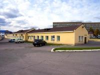 Новосибирск, улица Владимировский Спуск, дом 2А к.15. больница Дорожная клиническая больница