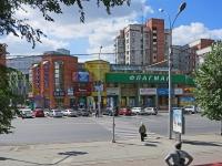 """Новосибирск, улица Вокзальная магистраль, дом 8Б. торговый центр """"Флагман"""""""