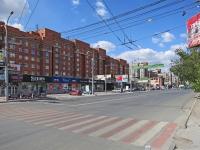 Новосибирск, улица Вокзальная магистраль, дом 10. многоквартирный дом