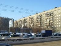 Новосибирск, улица Вокзальная магистраль, дом 11. многоквартирный дом