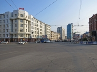Новосибирск, улица Вокзальная магистраль, дом 12. органы управления Управление Западно-Сибирской железной дороги