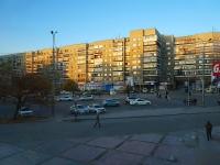 Новосибирск, улица Вокзальная магистраль, дом 3. многоквартирный дом