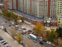 Новосибирск, улица Вокзальная магистраль, дом 4А. магазин