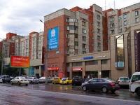 Новосибирск, улица Вокзальная магистраль, дом 6. многоквартирный дом
