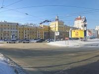Новосибирск, Димитрова проспект, дом 17. многоквартирный дом