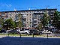 Новосибирск, Димитрова проспект, дом 18. многоквартирный дом