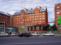 Новосибирск, Димитрова проспект, дом 3. многоквартирный дом
