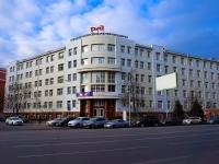 Новосибирск, Димитрова проспект, дом 8. органы управления Управление Западно-Сибирской железной дороги
