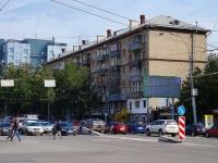 Новосибирск, Димитрова проспект, дом 12. многоквартирный дом