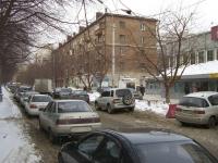 Новосибирск, улица Урицкого, дом 32. многоквартирный дом