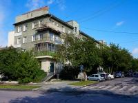 Новосибирск, улица Урицкого, дом 1. многоквартирный дом