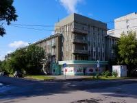 Новосибирск, улица Урицкого, дом 3. многоквартирный дом
