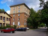 Новосибирск, улица Урицкого, дом 13. многоквартирный дом