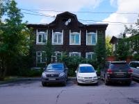 Новосибирск, улица Урицкого, дом 23 к.1. многоквартирный дом