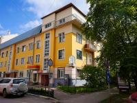 Новосибирск, улица Урицкого, дом 34. многоквартирный дом