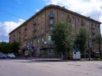 Новосибирск, улица Урицкого, дом 24. многоквартирный дом