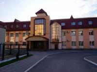 Novosibirsk, st Dvizhentsev, house 20. office building