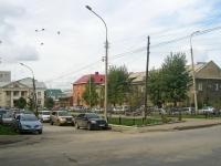 Novosibirsk, avenue Komsomolsky, house 3. office building
