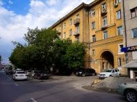 Novosibirsk, avenue Komsomolsky, house 7. Apartment house