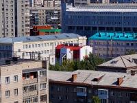 Novosibirsk, avenue Komsomolsky, house 22. office building