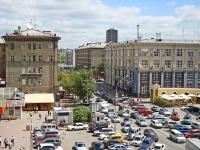 Новосибирск, улица Ленина, дом 5. офисное здание