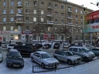 Новосибирск, улица Ленина, дом 9. многоквартирный дом