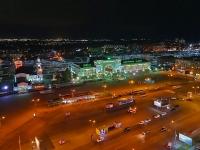 Novosibirsk, square Гарина-МихайловскогоLenin st, square Гарина-Михайловского