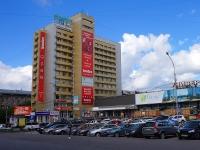 Новосибирск, улица Ленина, дом 12. офисное здание