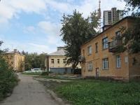 Новосибирск, улица Галилея, дом 3. многоквартирный дом