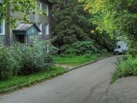 Новосибирск, улица Галилея, дом 7. многоквартирный дом