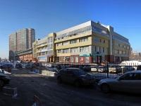 """Новосибирск, улица Галущака, дом 2А. торговый центр """"Олимпия"""""""