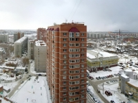 Novosibirsk, st Galushchak, house 3. Apartment house