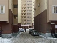 """新西伯利亚市, 公寓楼 """"Орлёнок"""", Galushchak st, 房屋 17"""