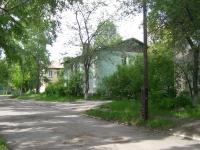 Новосибирск, улица Гастелло, дом 17. многоквартирный дом