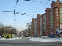 Новосибирск, улица Ельцовская, дом 2. многоквартирный дом