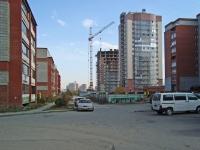 Новосибирск, улица Ельцовская, дом 4/2. многоквартирный дом