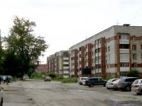 Новосибирск, улица Ельцовская, дом 4. многоквартирный дом